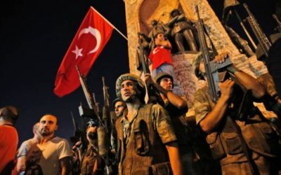 Coup à la turque? What went wrong with Turkey's military putsch