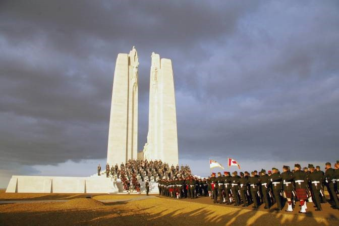 Remembering Vimy and the Canadian Experience in the Great War