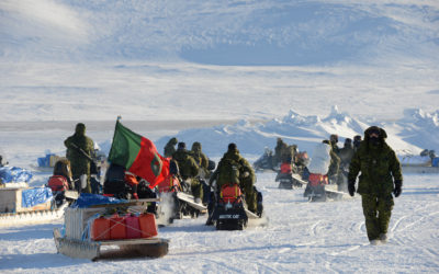 Andrea Charron: Canada and the Arctic, Part 1