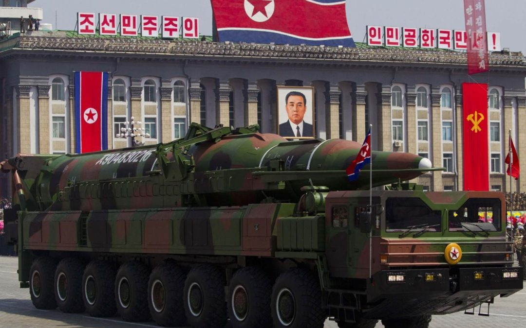 Adam MacDonald: Managing the Reality of Living with a Nuclear-Armed North Korea: All Roads Must Go Through Beijing, Part 1