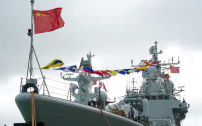 MacDonald: China's Nascent Blue-Water Navy: A Cause for Concern?