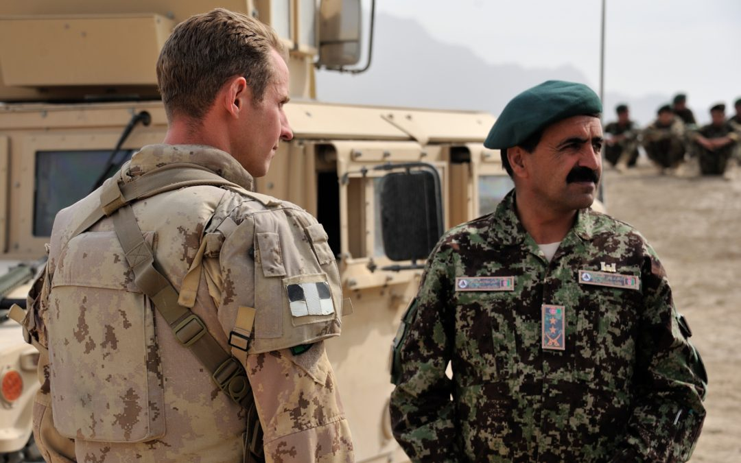 Kilford: On the Urgent Need for Canadian Military Support to Afghanistan