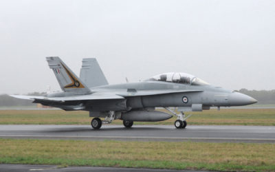 Buying Vintage: Examining the RCAF's Acquisition of F/A-18 A/B Fighters from Australia