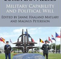 Critique de livre no. 4 – Battiss sur Haaland and Petersson, NATO's European Allies: Military Capability and Political Will