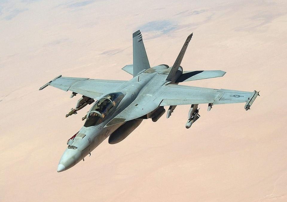 Super Hornets, Eh? Canadian Airpower falls short on North American Defense