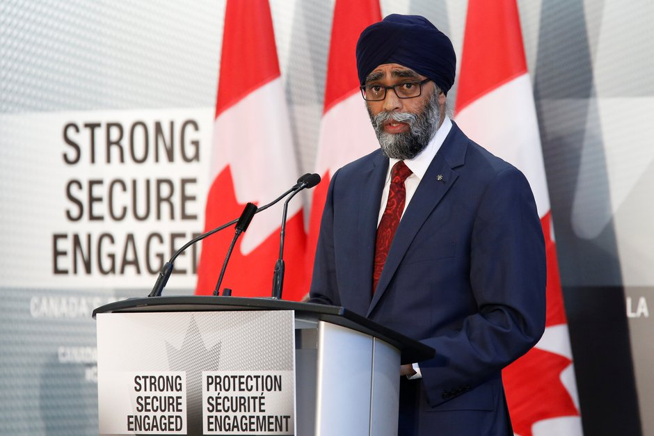 """CDA Institute Initial Reflections on the new Defence Policy """"Strong, Secure, Engaged"""""""