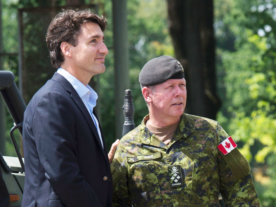 Mitchell on Building the Bridge to Tomorrow: Canadian Forces College