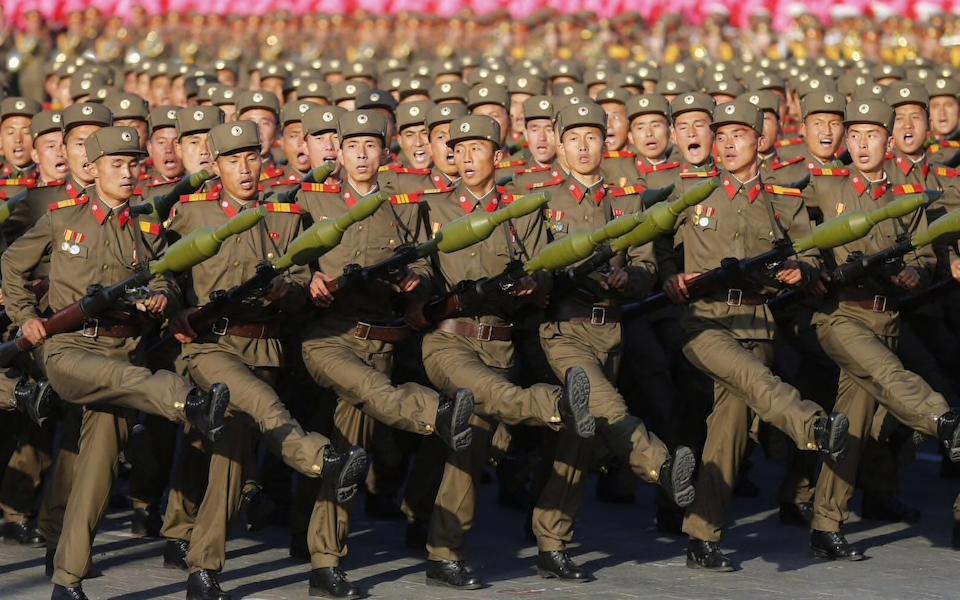 Law: On the North Korean Threat