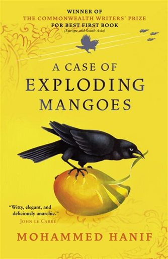 Book Review No. 1 – Qaiser of Hanif, A Case of Exploding Mangoes