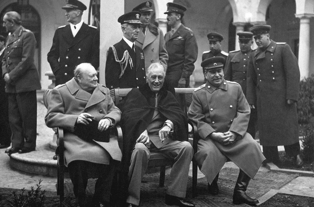 Law: Towards Yalta Two
