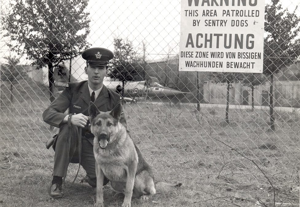 Book Review No. 21 – Frandsen on Murtagh and Kendall, The History of the RCAF Sentry Dog Program 1963-1972