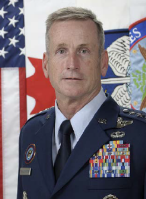 Gen Terrence J. O'Shaughnessy