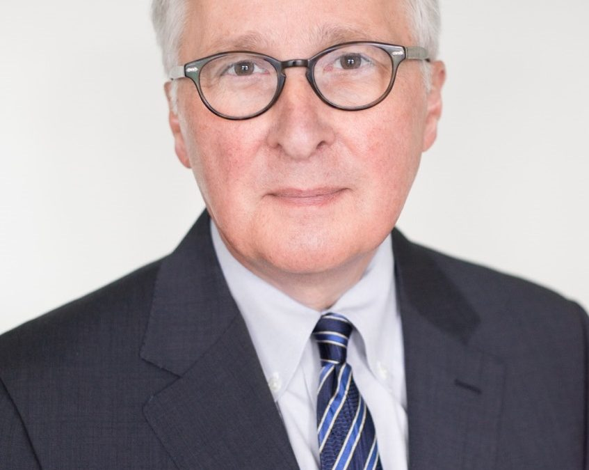 VIMY AWARD 2019 LAUREATE: Former National Security Advisor to the Prime Minister and CSIS Director, Richard B. Fadden, O.C.