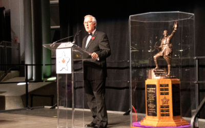 "Richard Fadden Vimy Award Acceptance Speech: ""2020 and Beyond: Where Does Canada Fit?"""