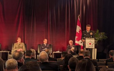 PACOM Commander Admiral Davidson Gives Speech at 2020 Ottawa Conference