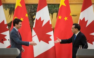 Amb. David Mulroney: On Hong Kong, Huawei, Meng Wanzhou, and Canada's next move