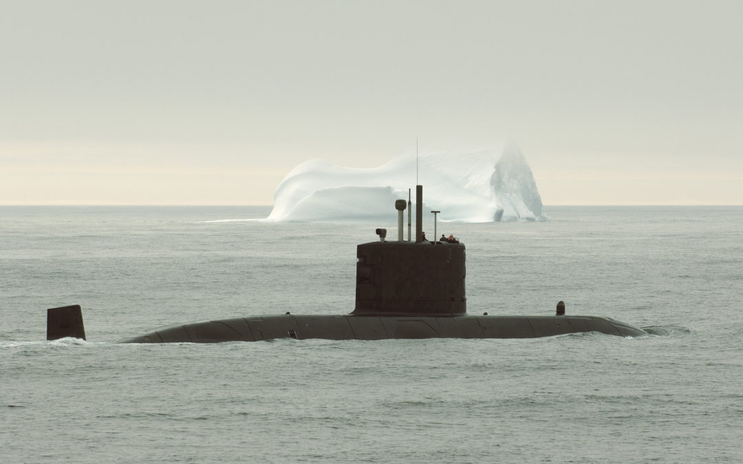 Stephanie Pezard (RAND): Emerging Challenges & Strategic Competition in the Arctic