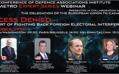 ACCESS DENIED: The Art of Fighting Back Foreign Electoral Interference