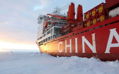 Adam Lajeunesse: Polar Silk Road: Deconstructing Chinese Ambitions in the North