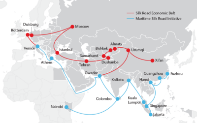 Eyck Freymann: Why Conventional Wisdom on China's Belt & Road is Wrong