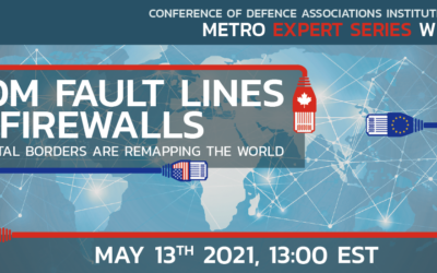 Metro Expert Series Webinar: From Fault Lines to Firewalls, How Digital Borders are Remapping the World