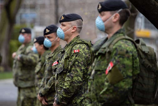 ANALYSIS: The Canadian Armed Forces and the COVID19 Pandemic: Entrenching the Military as Canada's De Facto Emergency Management Organization