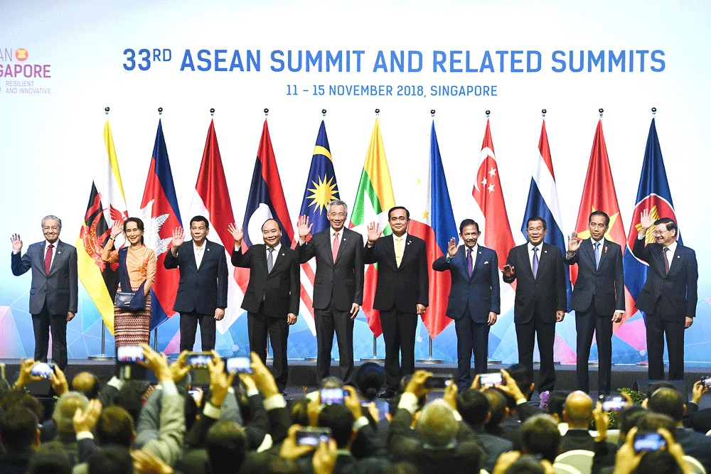 Andrew Chubb: Engaging with ASEAN to Address China's Maritime Strategy