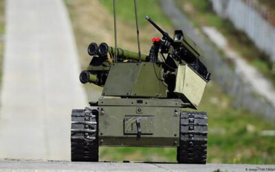 Branka Marijan: Overcoming the Challenges of Regulating Lethal Autonomous Weapons Systems (LAWS)