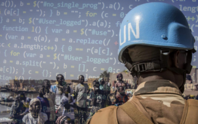 Marion Laurence: The Promise of Data-Driven Peacekeeping
